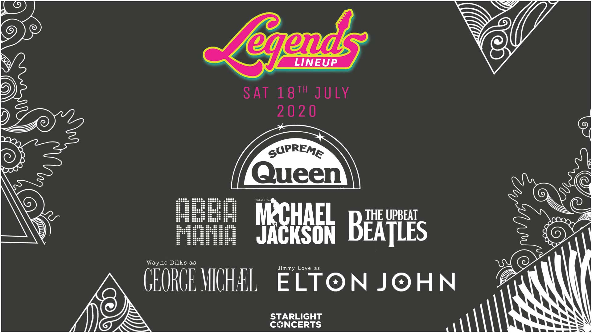 lEGENDS FESTIVAL SHEFFIELD