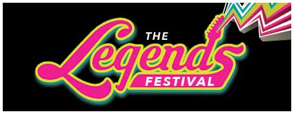 The Legends Festival Logo
